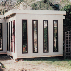 Prefabricated, can be erected in very tight or previously inaccessible locations, design can be made to your requirement, can be dismantled and stored away in a smaller space